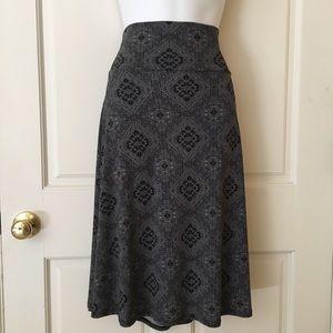 NEW LulaRoe Azure Skirt (Size L)